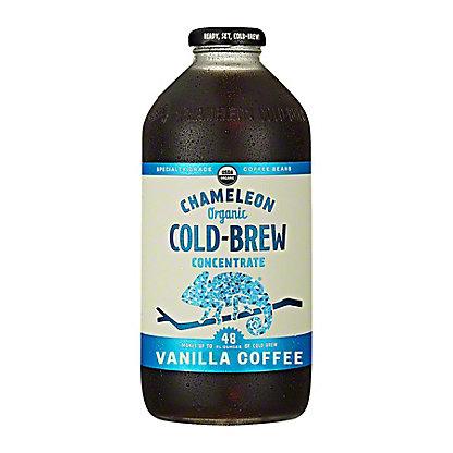 Chameleon Cold-Brew Vanilla Coffee Concentrate, 32 oz