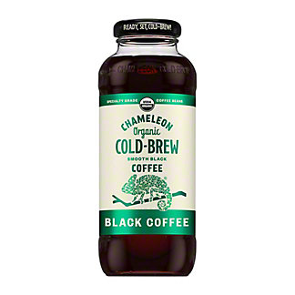 Chamelon Cold Brew Black Coffee,10.00 oz