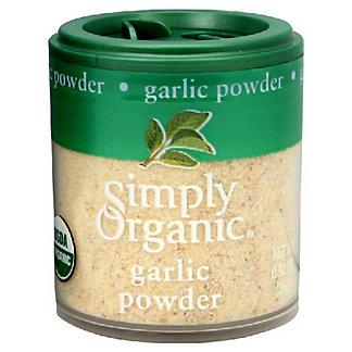 Simply Organic Organic Garlic Powder,0.92OZ