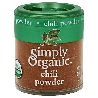 Simply Organic Chili Powder,0.60OZ