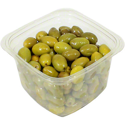 Fresh Picholine Olives, Sold by the pound
