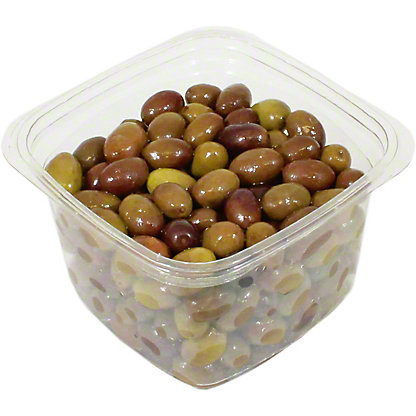Authentic Fresh Nicoise Olives Of Provence, Sold by the pound