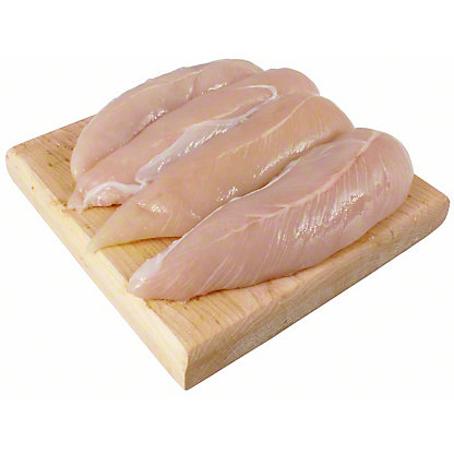 Natural Chicken Grade A Breast Tenderloin