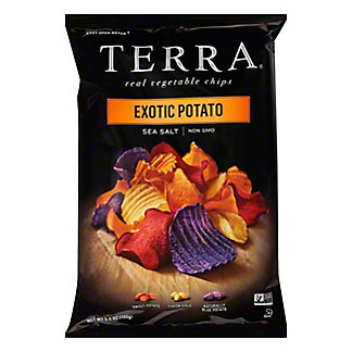 Terra Chips Exotic Potato With Sea Salt,5.5 OZ