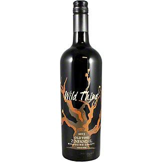 Wild Thing Old Vine Zinfandel,750 ML