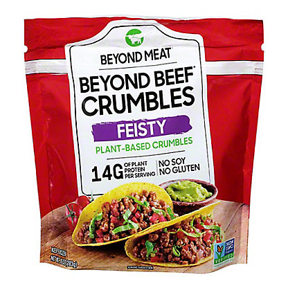 Beyond Meat Beyond Meat Beef Free Crumbles Feisty,11 oz