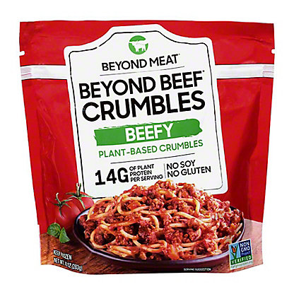 Beyond Meat Beyond Meat Beef Free Crumbles Meaty,11 oz