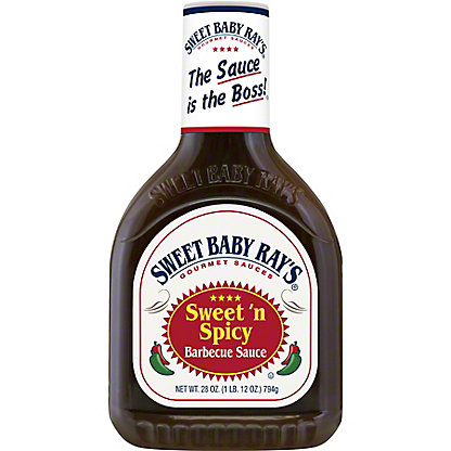 Sweet Baby Ray's Sweet N Spicy BBQ Sauce,28.00 oz