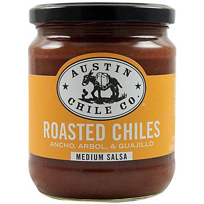 Austin Chile Co. Tres Chiles Salsa,16OZ