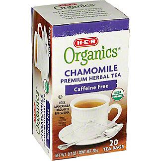 H-E-B Organics Chamomile Tea,20.00 ea