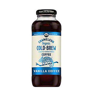 Chameleon Cold-Brew Ready-to-Drink Vanilla Coffee,10 oz