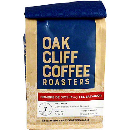 OAK CLIFF COFFEE Oak Cliff Coffee Seasonal Single Origin,12 OZ