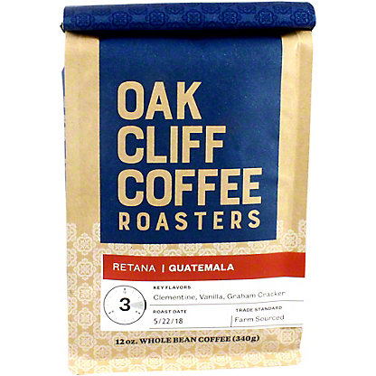 OAK CLIFF COFFEE Oak Cliff Coffee Single Origin Coffee 2,12 OZ