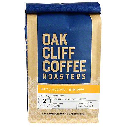 Oak Cliff Coffee Africa Seasonal, 12 oz