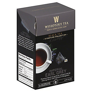 Wissotzky Tea Imperial Earl Grey Tea, 16 CT