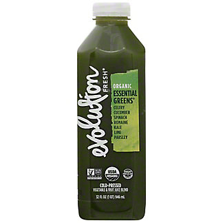 Evolution Fresh Fresh Essential Greens With Lime, 32.00 oz