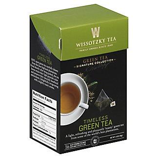 Wissotzky Tea Timeless Green Tea, 16 CT