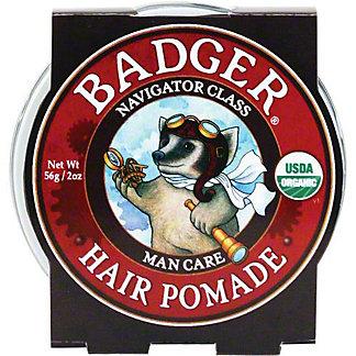 Badger Hair Pomade, 2 OZ