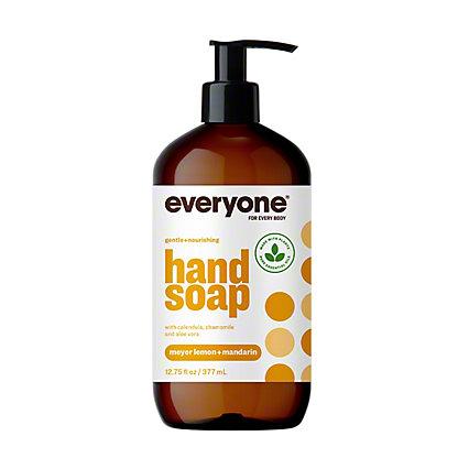 EO Everyone Meyer Lemon & Mandarin Botanical Hand Soap,12.75 OZ