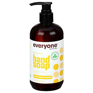 EO Everyone Meyer Lemon & Mandarin Botanical Hand Soap,12.75 OZ