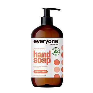 EO Everyone Apricot & Vanilla Botanical Hand Soap,12.75 OZ