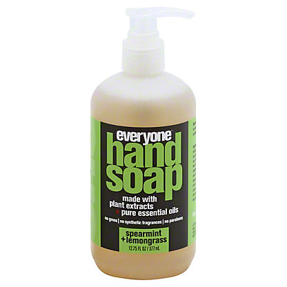 EO Hand Soap Everyone, Spearmint Lemongrass,12.75 OZ