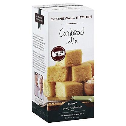 Stonewall Kitchen Gluten Free Cornbread Mix,16.00 oz