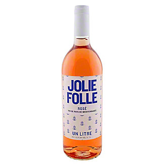 Jolie Folle Rose, 1 L