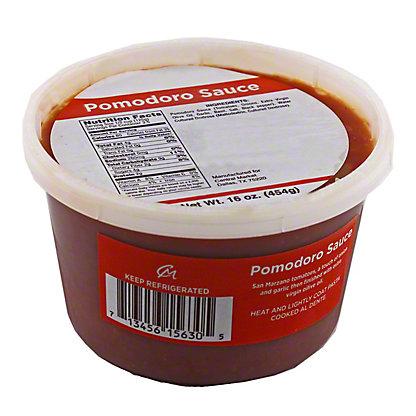 Central Market Pomodoro Sauce,16 OZ