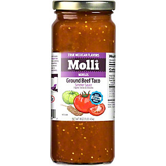 Molli Morelos Cooking Sauce,16OZ