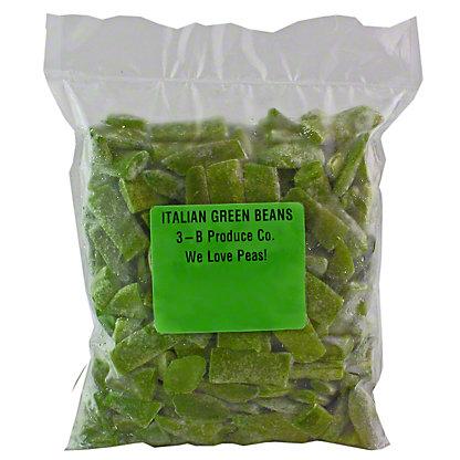 We Love Peas! Frozen Italian Green Beans,1.5 LB