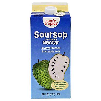 Sun Tropics Soursop Nectar,64OZ