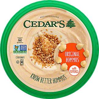 Cedar's Original Hommus,10 OZ