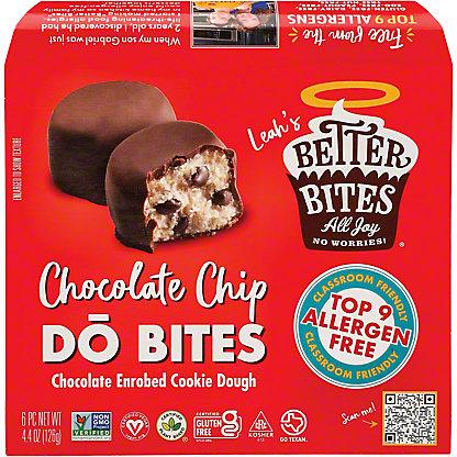 Better Bites Chocolate Chip Do Bites, 6 oz