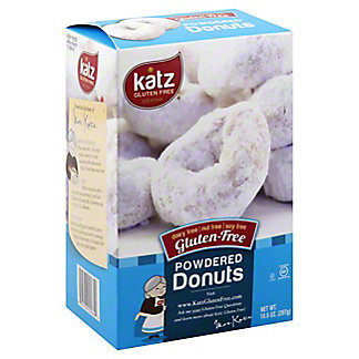 Katz Gluten Free Powdered Donuts,10.5 OZ