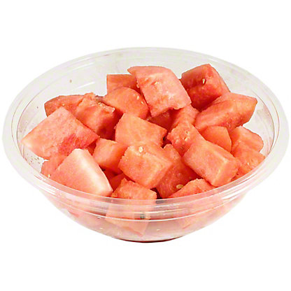 Central Market Family Sized Watermelon Chunks, ea