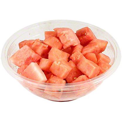 Central Market Family Sized Watermelon Chunks, ea