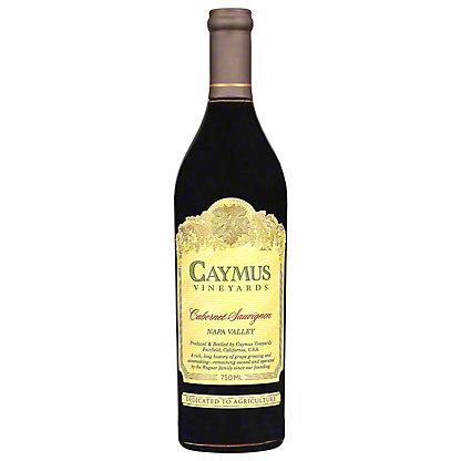 Caymus Vineyards Cabernet Sauvignon, Caymus Vineyards, 750 mL