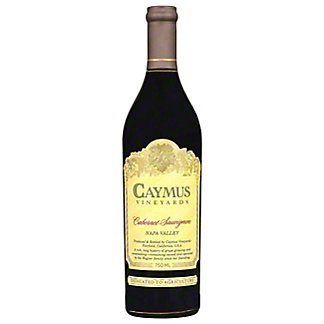 Caymus Vineyards Cabernet Sauvignon, Caymus Vineyards, 750 mL