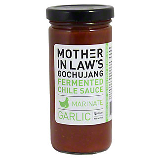 Mother in Laws Gochujang Fermented Chile Garlic Sauce, 9 oz