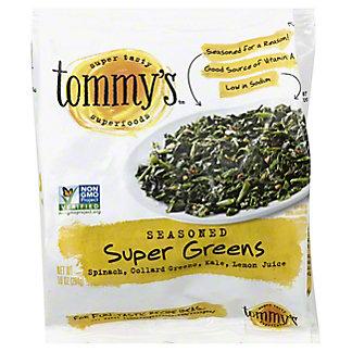 Tommy's Seasoned Super Greens,10 OZ