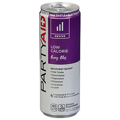 LifeAID Partyaid Supplement Drink,12 OZ