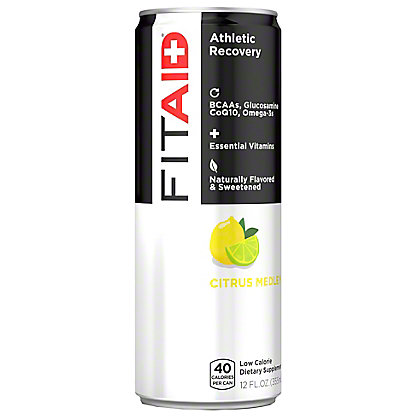 LifeAID Fitaid Supplement Drink,12 OZ
