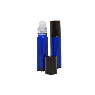 Wyndmere Glass Bottle Roll On Cobalt Blue,8 ML