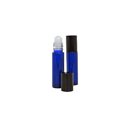 Wyndmere Glass Bottle Roll On Cobalt Blue,8 ML
