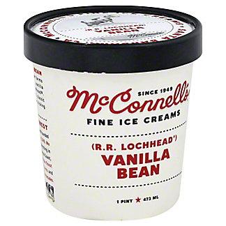 McConnell's Ice Cream Vanilla Bean, 1 pt