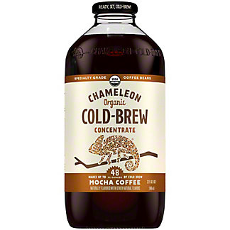 Chameleon Cold-Brew Mocha Coffee Concentrate, 32 oz