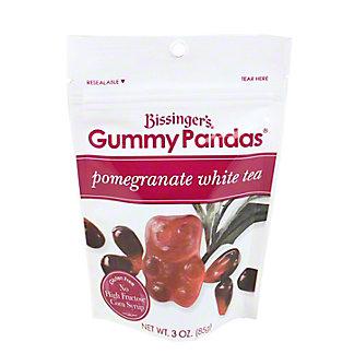 BISSINGERS Pomegranate White Tea Gummy Panda,3 OZ