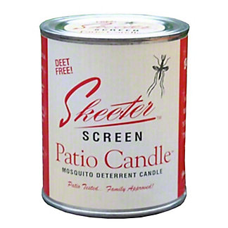 Skeeter Screen Patio Candle, ea