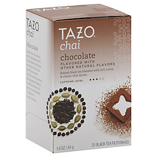 Tazo Chai Chocolate Tea Bags,20 ea